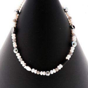 perles blanches chinoises perles Tahiti baroques Labradoriteperles blanches chinoises perles Tahiti baroques Labradorite